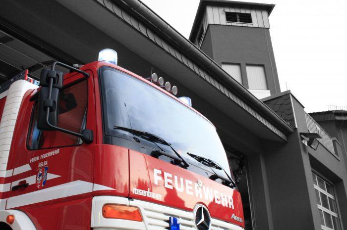 Einsatz Nr.: 18/2021 Gebäudebrand