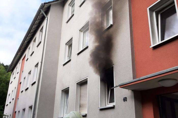 Einsatz Nr.: 52/2021 – Zimmerbrand