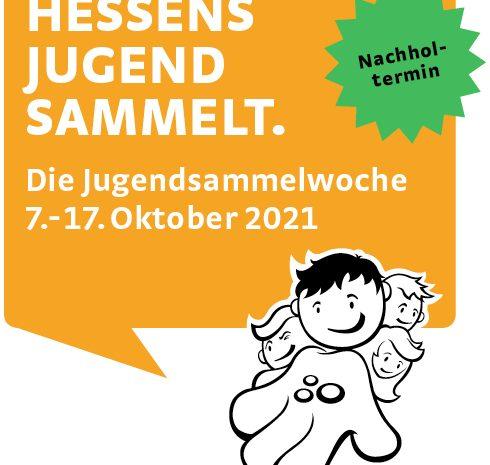 Hessens Jugend sammelt, auch die Jugendfeuerwehr Helsa beteiligt sich: